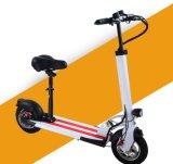 ハンドル、Hoverboardが付いているスクーターはシート、35km/H最大巡航の速度を追加できる