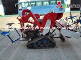 Mini ceifeira de liga automotora 4lz-0.8 do arroz