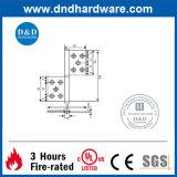 Charnière d'indicateur de construction de solides solubles pour la porte en bois