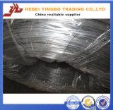El mejor alambre galvanizado del hierro del hierro del calibrador de la calidad 10 alambre con poco carbono
