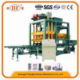熱いQt4-25建築構造の煉瓦作成機械
