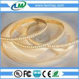 O UL RoHS alistou a luz de tira flexível do diodo emissor de luz 3014 de 2600lumen/m