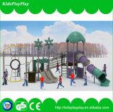 Venta al aire libre del puente de oscilación del patio del equipo del parque de atracciones