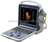 Ce Ysd900A aprovado do sistema do ultra-som de Doppler da cor do Portable 4D de Digitas