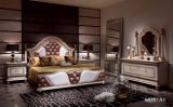 كلاسيكيّة [مدف] غرفة نوم أثاث لازم