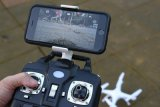 Bourdon initial de WiFi d'UAV Fpv avec l'UAV d'appareil-photo de HD