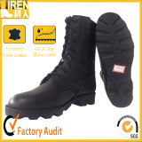 Hotsaleの新式の革人の戦闘用ブーツ
