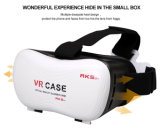Vr Box Virtual Reality 3D Movie и Game для iPhone 5s/6s/6 Plus Samsung Galaxy S6 Edge/S7 Edge мобильного телефона/Note5