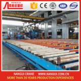 Single flessibile Girder Bridge Crane con Electric Hoist