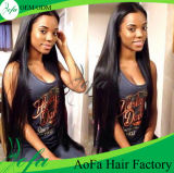 100%Unprocessed StraightブラジルのHair Human Virgin Hair Extension
