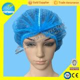 Chapeaux chirurgicaux médicaux non-tissés jetables de foule de cheveux