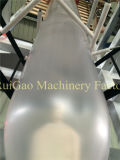 Máquina de alta velocidade da extrusora da película do HDPE