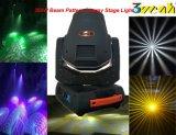 Ce&RoHS 350W Sharpy 광속 패턴 이동하는 헤드 LED 단계 빛