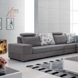 Il sofà del tessuto del salone ha impostato con il Chaise (6028B)