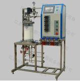 Fermentadora de cristal del cultivo celular para el laboratorio/la universidad/la fábrica