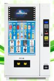 Touch pieno Screen Media Automatic Vending Machine per Drink&Snack