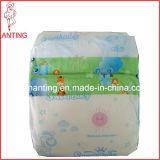 Couche-culotte douce de bébé, couche-culotte confortable de bébé, avec la couche-culotte de bébé d'indicateur d'humidité