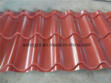 Galzed Steel Tile Matériaux de construction Making Machinery