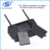 Helderheid 7 van het 600:1 van Skysight RC708 de Monitor van de Duim HDMI --Het Spoor van Dji inspireert 1