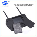 Монитор дюйма HDMI Luminance 7 600:1 Skysight RC708 --Фантом Dji воодушевляет 1