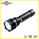 Tiempo duradero, 26650 linterna de aluminio de la batería 460m LED (NK-2662)