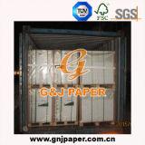Leichtes überzogenes C2s Papier der Qualitäts-in der Blatt-Verpackung
