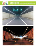 Sml 운전사 (TL-150D)를 가진 150W LED Tunnellight Moduler 150W LED 갱도 빛