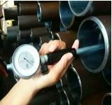Abgezogenes Gefäß des Kolben-St52 für Hydrau; IS-Zylinder