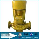 Pompe à eau centrifuge électrique de flux élevé à haute pression