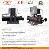 Réfrigérateur industriel pour la machine en plastique