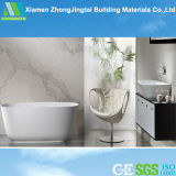 순수한 White 또는 Yellow 또는 Grey 또는 Green Polished Granite Marble Bathroom Countertops
