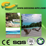 Ecoの中国からの友好的な木製の穀物WPCのフロアーリング