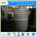 2: 1 pista semi elipsoidal para el producto químico del tratamiento de aguas