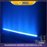 Arruela motorizada da parede do diodo emissor de luz da iluminação DMX 512 RGB do estágio