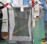 Ineinander greifen-grossen Beutel für Verpackungs-Zwiebelen-Soyabohne prüfen
