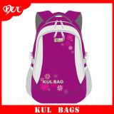 (KL1507) Sac d'école bon marché de sac à dos rose d'école aînée