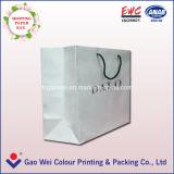 La aduana imprimió la bolsa 2016 de papel de la fábrica de China para las compras