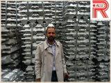 Profil en aluminium/en aluminium d'extrusion pour le profil en bois des graines (RAL-203)