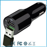 Быстро заряжатель автомобиля USB обязанности QC2.0