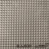 Azulejo de suelo esmaltado de cerámica del metal (600X600m m)