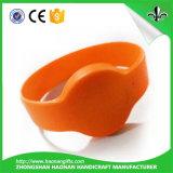 Wristband ajustável do silicone dos artigos do presente