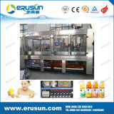 15000bph Orange Juice Filling Line