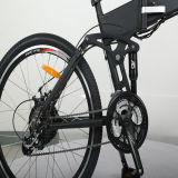 bateria escondida 26inch que dobra a bicicleta de E