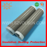 Ультрафиолетов упорный трубопровод Shrink силиконовой резины холодный