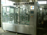 Equipamento de enchimento quente Carbonated para a cerveja