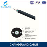 Câble fibre optique aérien Lumière-Blindé GYXTW d'Unitube