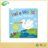 De aangepaste Kleurrijke Professionele Druk van het Boek van het Karton van Kinderen Glanzende (ckt-bk-002)