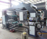 Печатная машина высокоскоростного Non-Woven мешка ткани Flexographic (YTB-41200)