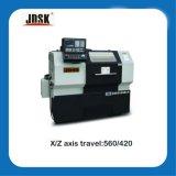 Tornio CNC 수평한 높은 정밀도 중국 CNC 선반 (JD40/CK0640)