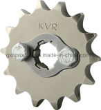 Motocicleta Sprocket Front para Honda Wh100/Wh125-6/Wy125-S/Wh125-13